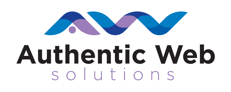 Authentic Web Solutions logo